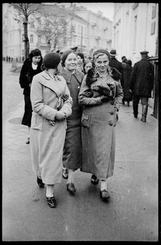 Zdjęcie numer 23 w galerii - Zdarzyło się... 1 listopada 1936 roku. Niepublikowane zdjęcia sprzed 81 lat