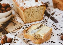 Chleb cukiniowo-ziemniaczany z orzechami - ugotuj