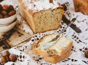 Chleb cukiniowo-ziemniaczany z orzechami
