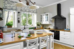 Kuchnia w stylu vintage - stylowe meble i dodatki