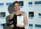 Eleanor Catton - najm�odsza laureatka Bookera w historii. M�j kuzyn To�stoj