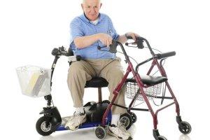 Opieka domowa i rehabilitacja osób starszych - pomocny sprzęt
