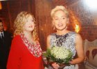 Magda Gessler i Sharon Stone