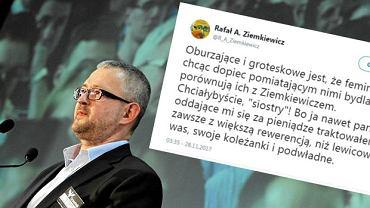 Rafał Ziemkiewicz ostro na Twitterze