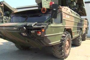 Leopardy, Osy i wyrzutnie rakietowe - polskie wojsko ćwiczy przed defiladą