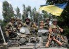 Ukrai�ska armia krzepnie. Byli zbieranin� ochotnik�w bez amunicji, dzi� rozbijaj� rebeliant�w