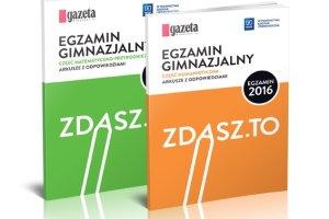 Egzaminy gimnazjalne - książki