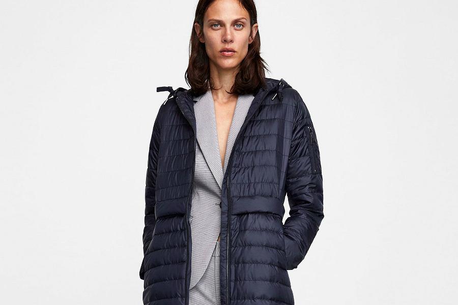 5253d2dde750c Kurtki zimowe Zara - wybieramy najładniejsze modele z kolekcji