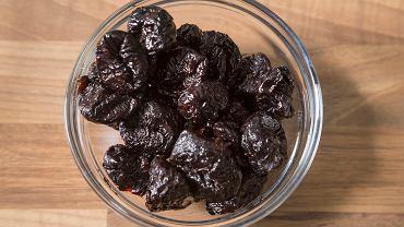 Śliwki suszone - i smaczne, i zdrowe