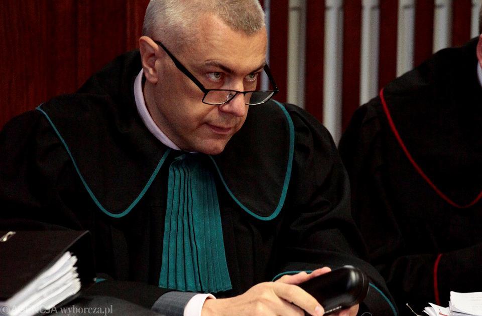 Adwokat Roman Giertych