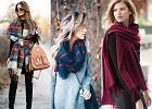 Jak modnie nosić szal jesienią - 3 sposoby na stylowy dodatek