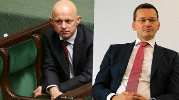 Odwo�aj� ministra finans�w, bo przeszkadza wicepremierowi? Je�li tak, to nie b�dzie to dobra zmiana
