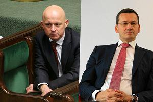 Odwo�aj� ministra finans�w, bo przeszkadza wicepremierowi? Je�li tak, to na pewno nie b�dzie to dobra zmiana