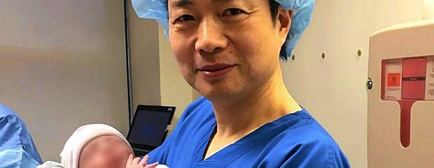 Po raz pierwszy urodziło się dziecko trojga rodziców
