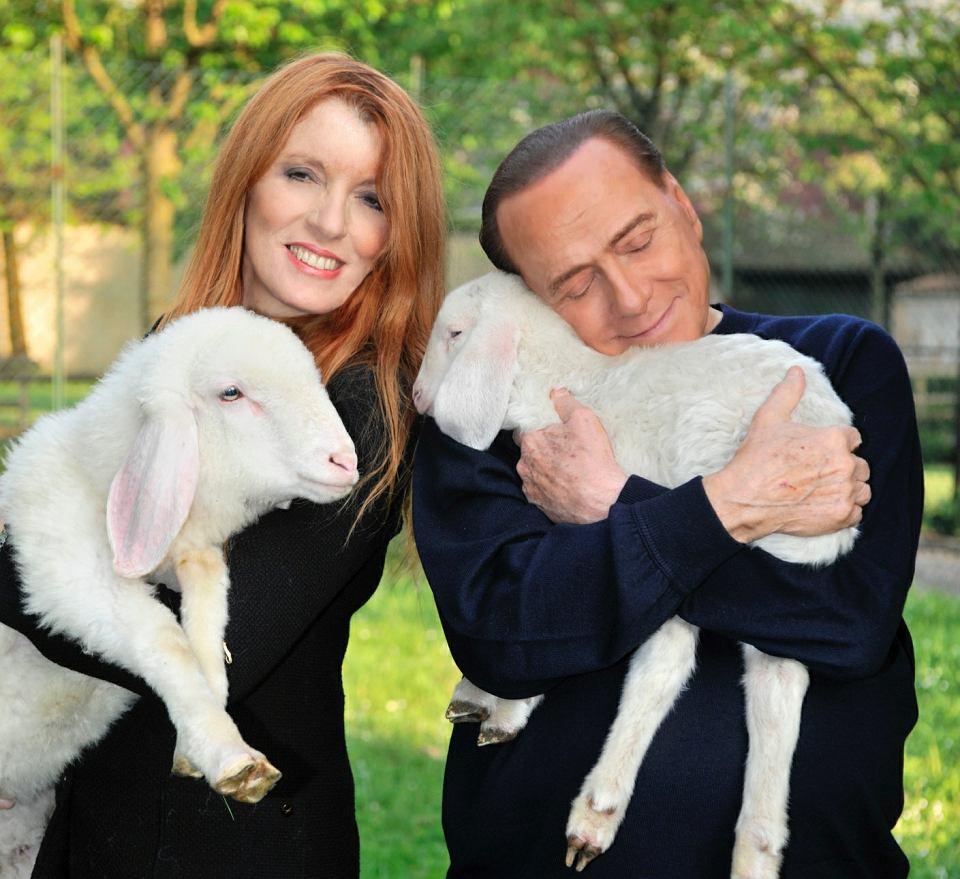 Berlusconi adoptował jagnięta z rzeźni. Po kampanii w telewizji spożycie jagnięciny we Włoszech spadło o 30 proc.