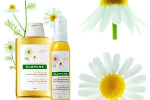Klorane obchodzi 50. urodziny. Zobacz nową formułę szamponu na bazie rumianku
