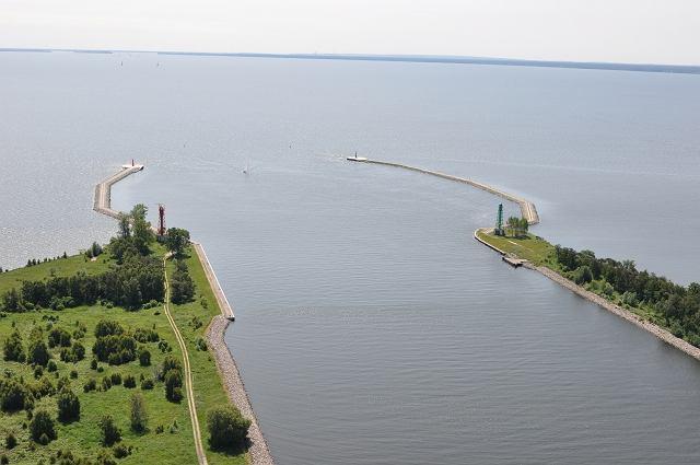 Modernizacja toru wodnego Szczecin-Świnoujście