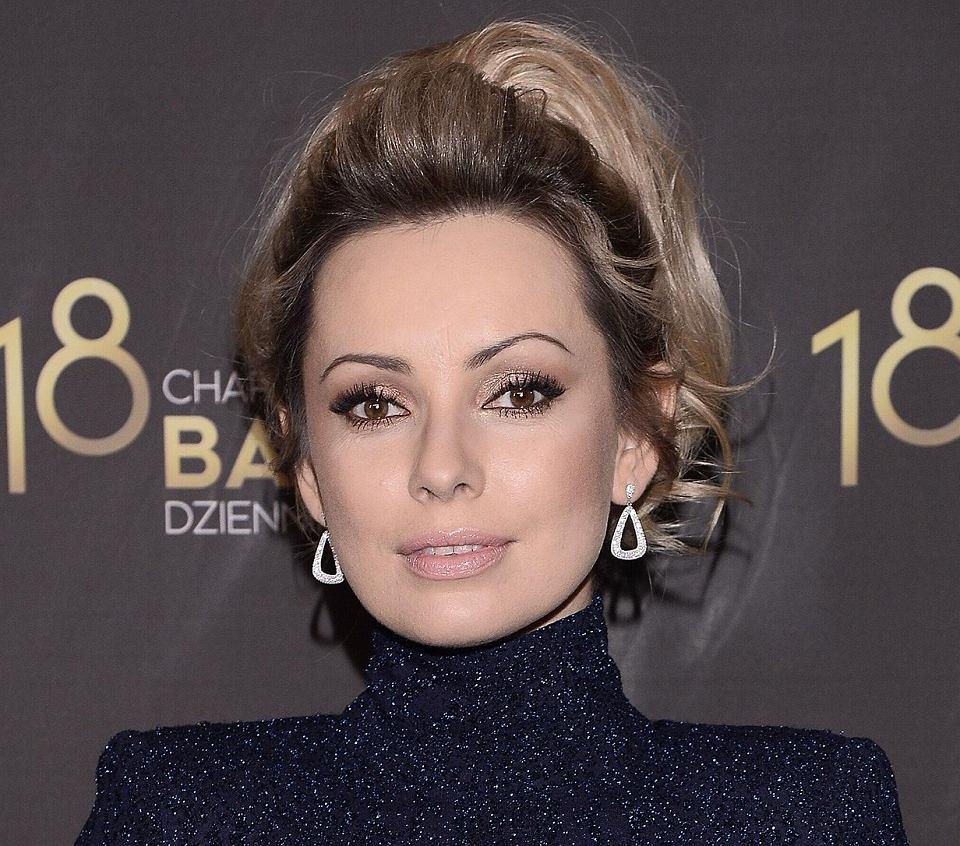Dorota Gardias Nie Jest Już Blondynką Radykalnie Zmieniła Kolor Włosów