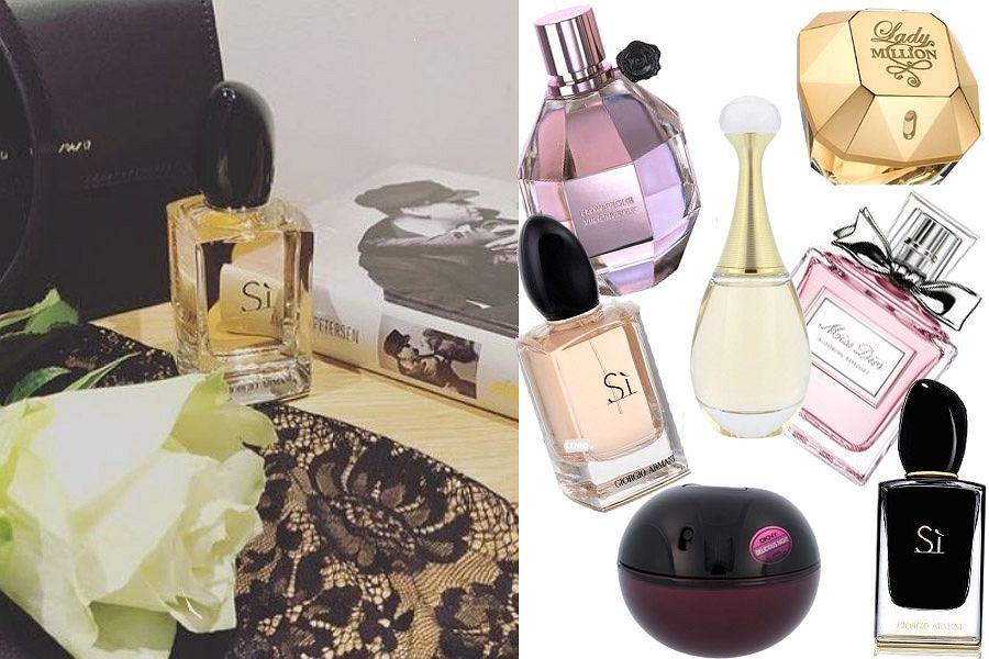 Kolaż, perfumy/Materiały partnera