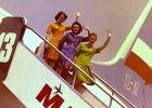 Stewardesy w czasach PRL. Z Nowego Jorku woziły tiul, dżinsy i lakier do paznokci, z Egiptu buty i cytrusy