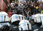 Radykalni demonstranci kontra policja w Hamburgu podczas G20. Płoną auta, wielu rannych. Kolejne zamieszki nie do uniknięcia?