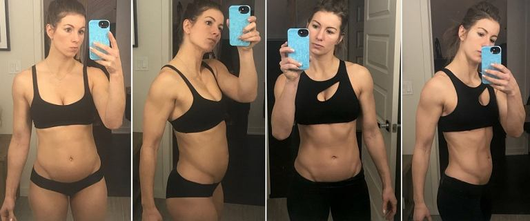 Trenerka Jen Winderstrom pokazała efekty dietetycznego wyzwania, które podjęła. Fani: Szok!