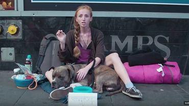 Bezdomne kobiety też mają okres