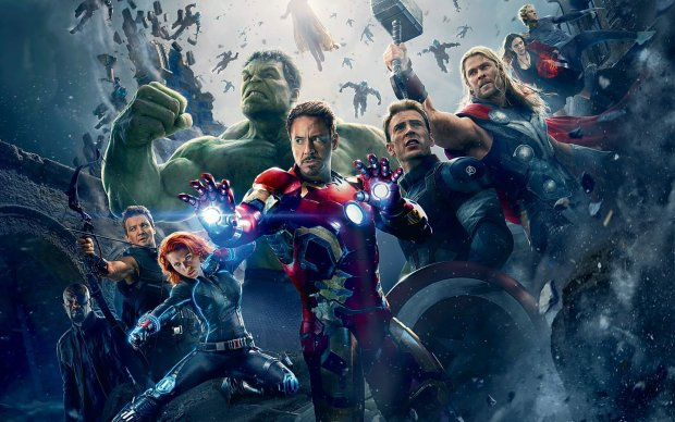 Avengers. Superbohaterowie jak bogowie 259ee0a9cc