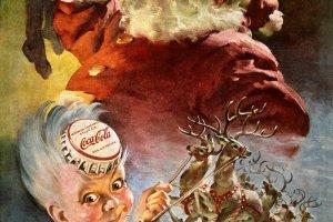 """Miko�aja w czerwonym stroju stworzy�a Coca-Cola. """"Legenda �wi�tego najlepiej oddaje filozofi� naszej firmy"""" [WYWIAD]"""