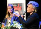 Krystyna Janda: Kto� chce zaszkodzi� mojej fundacji [ROZMOWA]