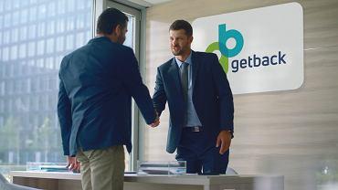 Kadr z fimu reklamowego GetBack SA