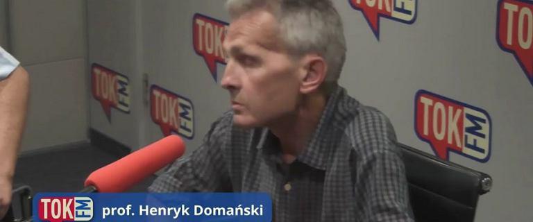 - PiS wygra wybory w 2019 roku - mówi w TOK FM prof. Domański.
