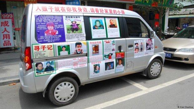 Pan Xiao od o�miu lat poszukuje syna. I nie on jeden: wed�ug medi�w w Chinach rocznie porywa si� 20 tys. dzieci