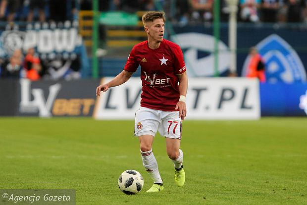 Zdjęcie numer 1 w galerii - Wisła Kraków spłaciła kolejnego piłkarza. Może zostać w klubie