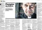 Listy polemiczne po rozmowie Tomasza Kwaśniewskiego z księdzem Jackiem Stryczkiem