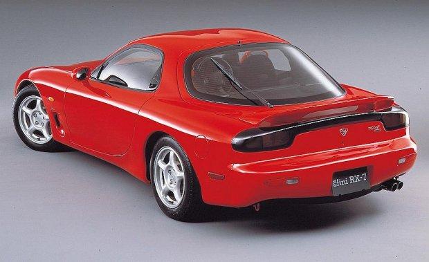 Mazga RX-7 Cabrio 1992 - 2002