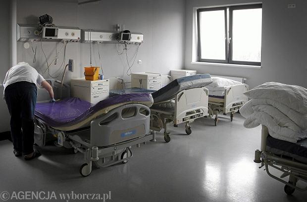 Kanada: hospitalizowano mężczyznę z objawami gorączki krwotocznej Ebola