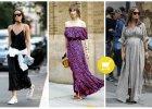 Maxi sukienki- hit lata 2015