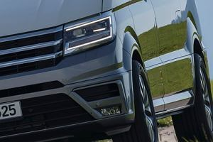 Król kamperów. Oto Volkswagen California XXL Concept