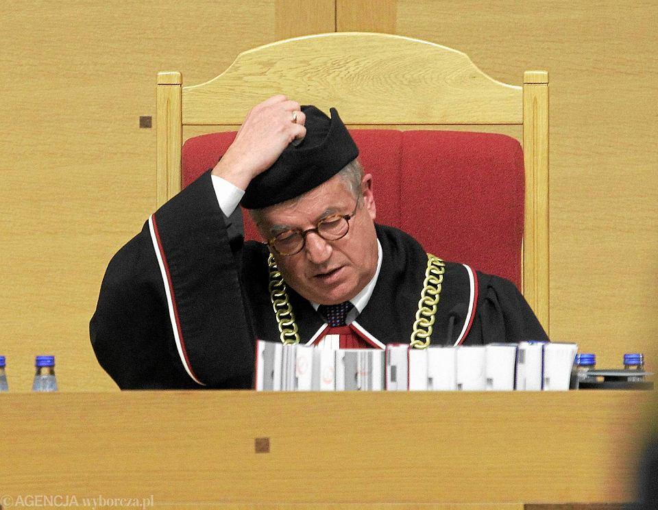 Sędzia Andrzej Wróbel nie do odwołania?