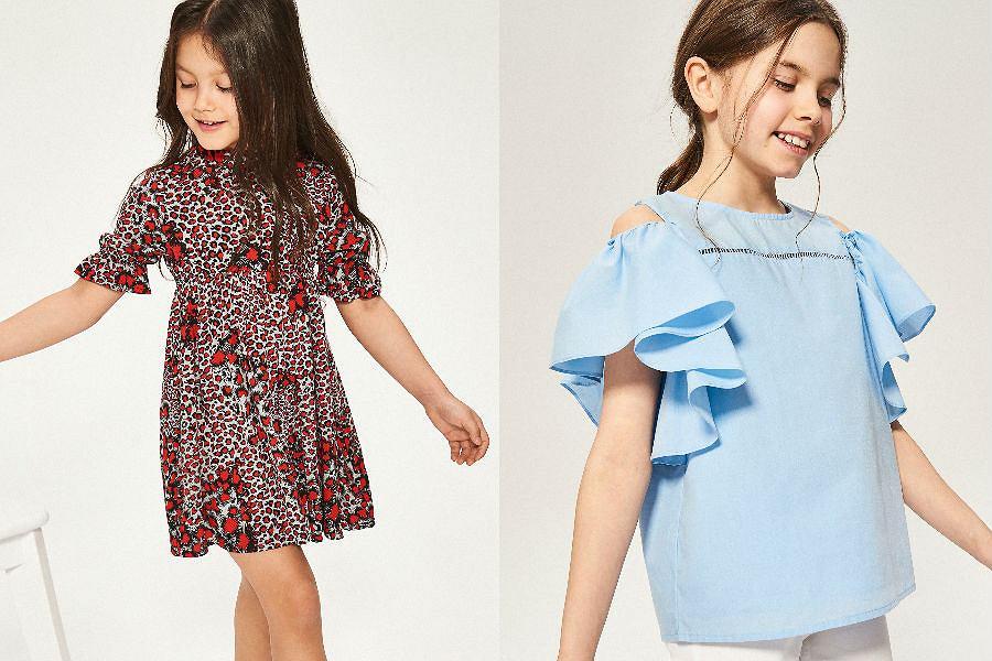 ce5154ed78 Modne ubrania dla dziewczynek w wieku 10 lat. Da się markowo i tanio