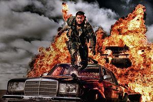"""""""Mad Max"""" powrócił. Szalona jazda"""