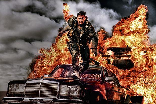 """Mad Max"" powr�ci�. Szalona jazda"