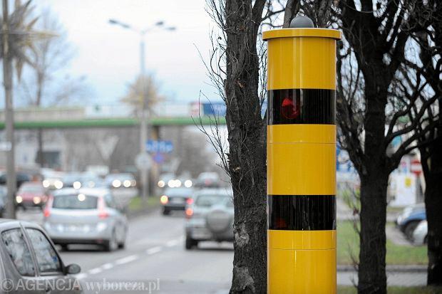 """""""DGP"""": Przed wakacjami pojawi si� wi�cej fotoradar�w na drogach"""