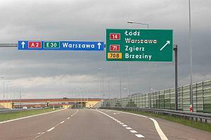 Tiry zap�ac� na autostradzie A2. A samochody osobowe?