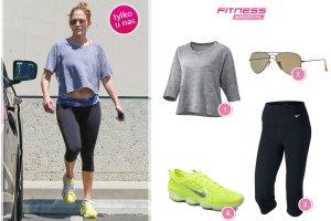 Trening w stylu gwiazd - Jennifer Lopez