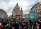 Niemcy nie chc� antyislamskich populist�w. Du�a demonstracje w Dre�nie