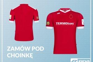 Koszulki meczowe Widzewa ju� dost�pne w sklepie internetowym