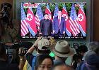 Spotkanie Kim Dzong Una z Donaldem Trumpem