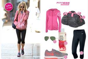 Trening w stylu gwiazd: Gwyneth Paltrow